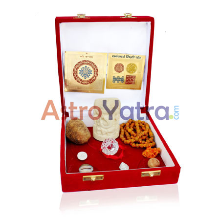 Shwetark Ganpati Package