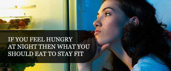 how to feel hungry quickly