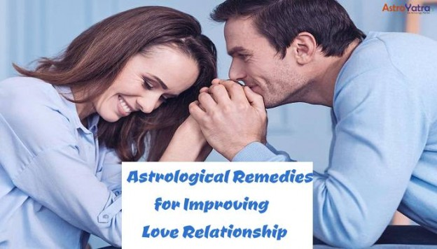 astrological remedies for improving love relationship