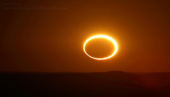 solar eclipse december 2019
