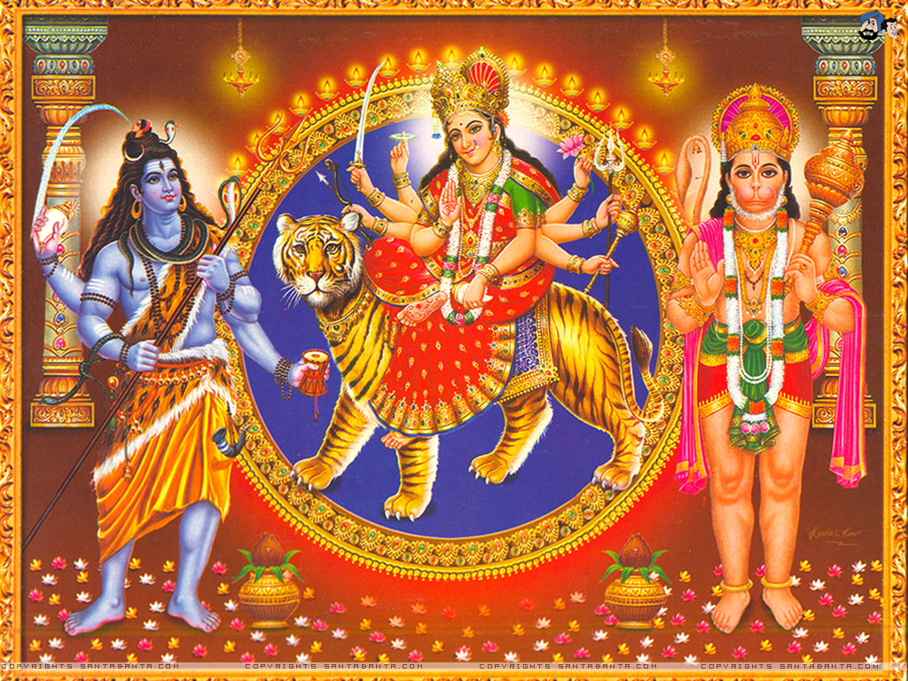 Simple Wallpaper Lord Devi - durga_1  Photograph_201210.jpg