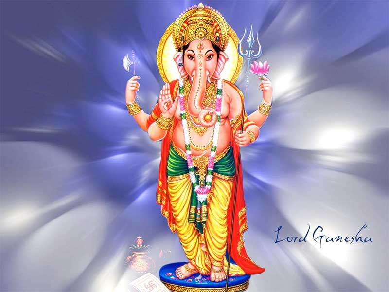 Lord Ganesha Pictures Download: Free Online God Bhakti Wallpaper Pictures Images Photos